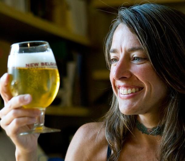 New Belgium's Wood Cellar Manager Lauren Salazar on Blending Sour Beer