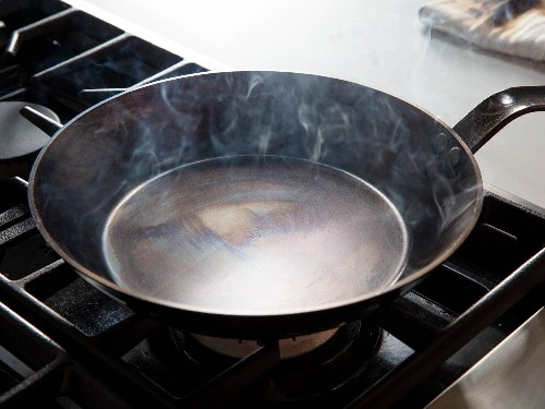 How to Season Carbon Steel Pans