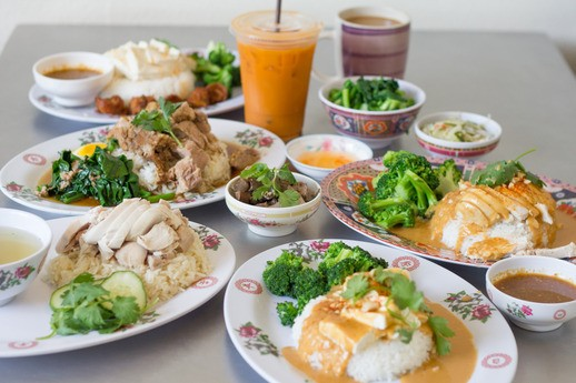 We Eat Everything at Nong's Khao Man Gai in Portland