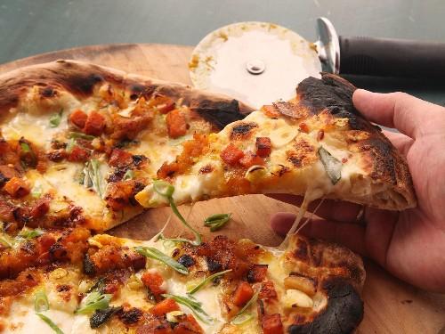 The Best Pumpkin Pizza Recipe