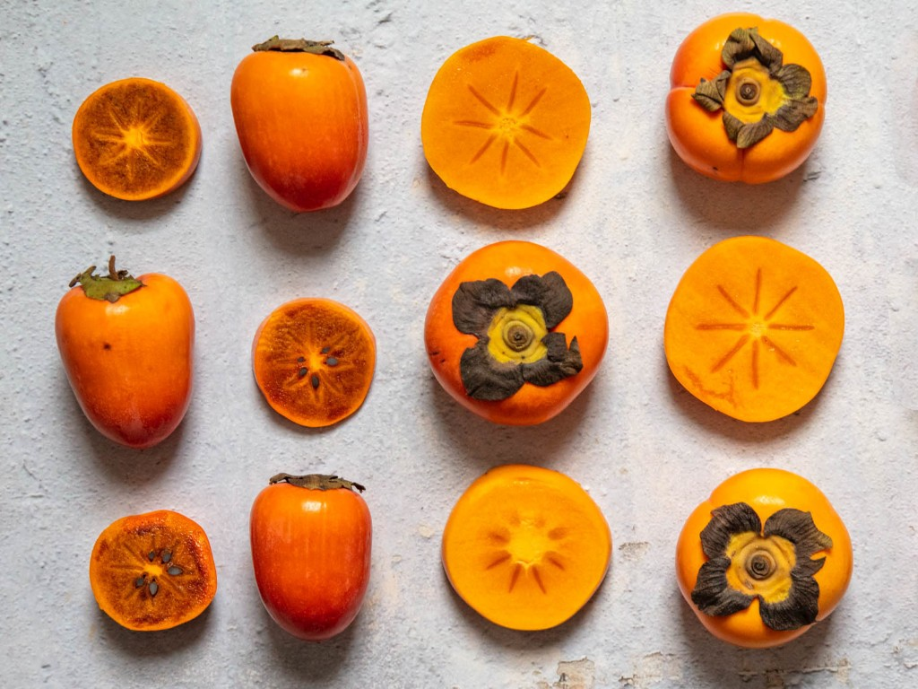 All About Persimmons and Persimmon Varieties