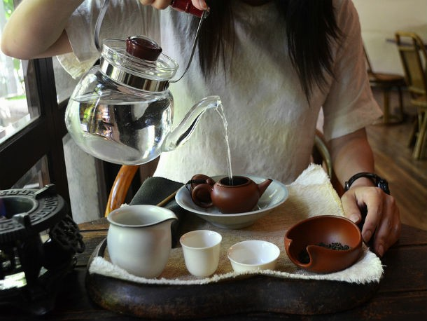 Tea, Dumplings, Noodles, and More: Snapshots From Taipei