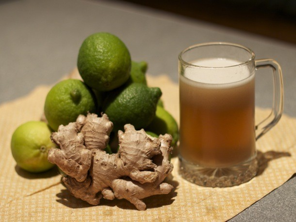 Ginger Beer Recipe