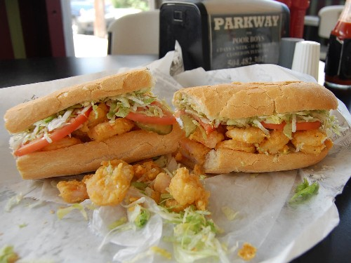 The Best Po' Boys in New Orleans