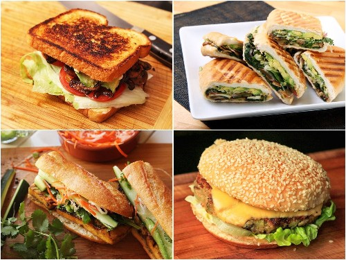 Banh Mi, Po' Boys, and More Vegan Sandwiches to Rock Lunchtime