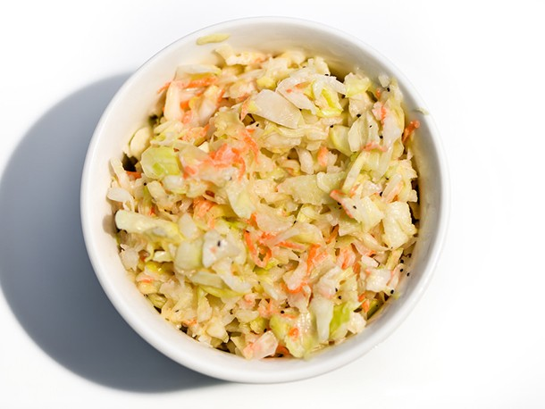 Tangy Apple Coleslaw Recipe