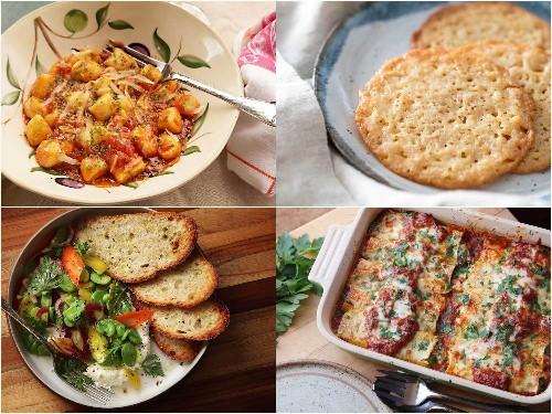 10 Recipes That Highlight the Versatility of Ricotta