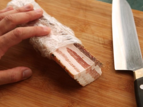Cooking With Bacon? Store it in the Freezer for Maximum Ease