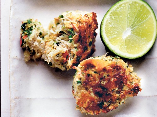 Crab Balls From 'Eat: The Little Book of Fast Food'