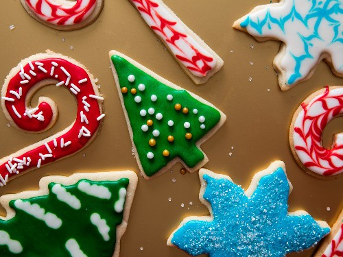 A Royal-Icing Tutorial: Decorate Christmas Cookies Like a Boss