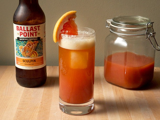 Drink This Now: Smoky Beer Sangrita
