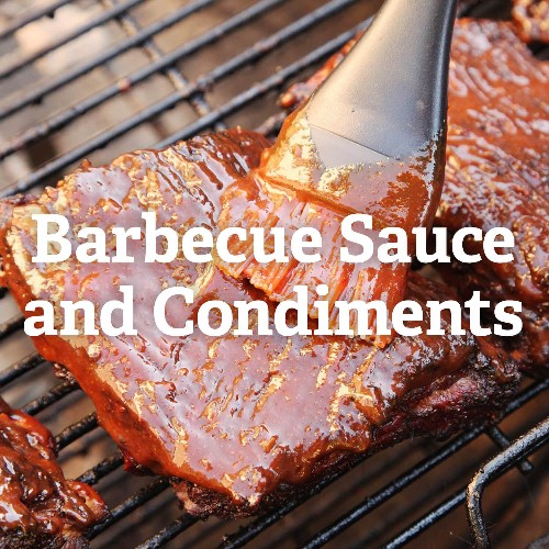 Barbecue Sauce and Condiments