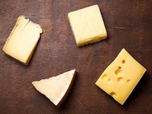 Cheese 101: How 4 Simple Ingredients Yield 10 Zillion Different Cheeses