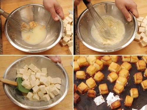 Creamy Vegan Saag Paneer (With Tofu) Recipe