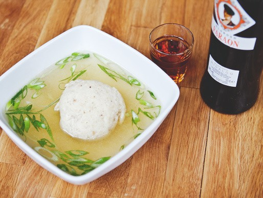 Check Out DGS's Modern Take on Passover Dinner in D.C.