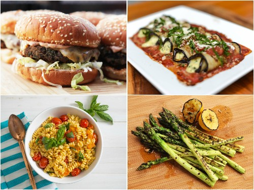 17 Vegetarian Recipes That Will Steal the Show at Your Next Cookout