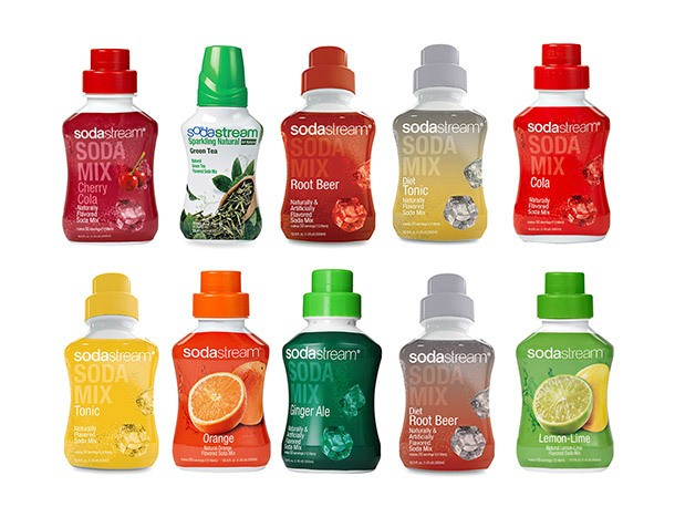 Taste Test: We Try Every SodaStream Soda Syrup Flavor