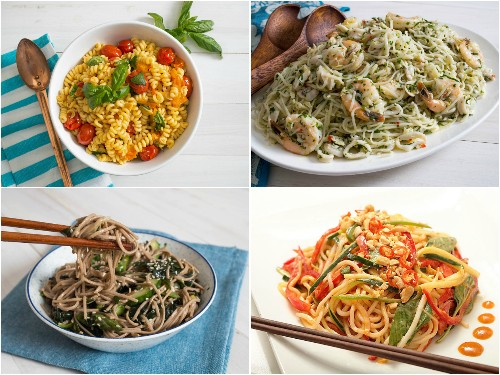 8 Recipes for Better Pasta Salad This Fourth of July