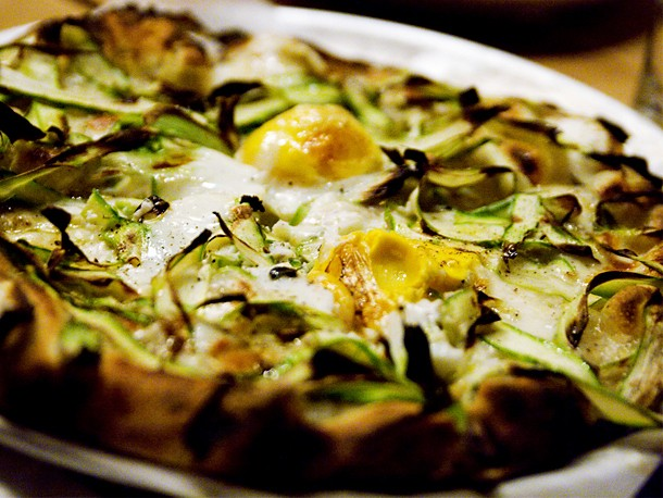 Open Thread: The Best Spring Pizza Toppings