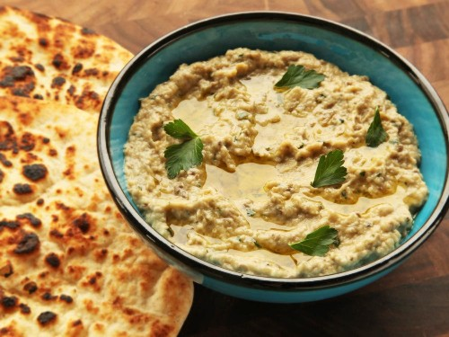The Food Lab: For the Best Baba Ganoush, Go for a Spin