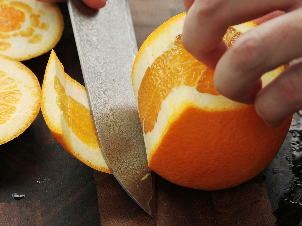 How to Cut Citrus Fruit Into Wedges, Slices, and Suprèmes | Knife Skills
