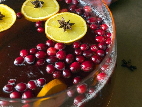 Bring Scotch to the Party With This Tasty Punch