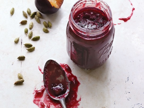 Cardamom-Plum Jam from 'Little Jars, Big Flavors'
