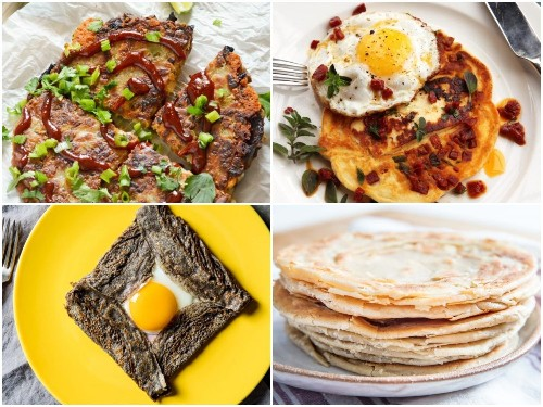 14 Savory-Pancake Recipes for Any Time of Day