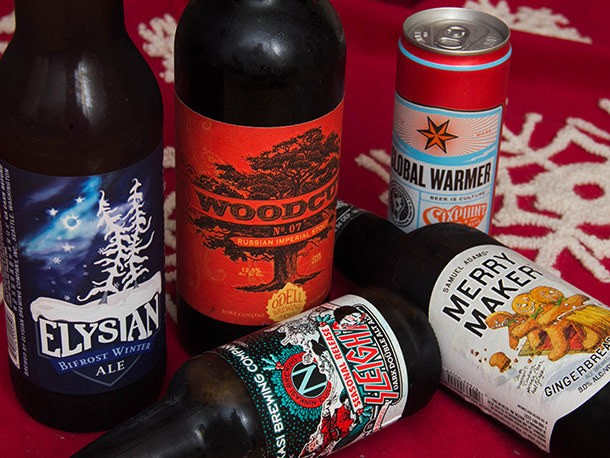 5 Winter Beers to Warm Your Holiday