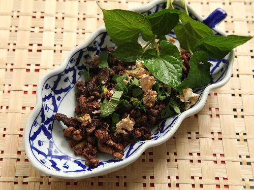 Larb Muang Moo (Northern Thai-Style Chopped Pork Salad) Recipe
