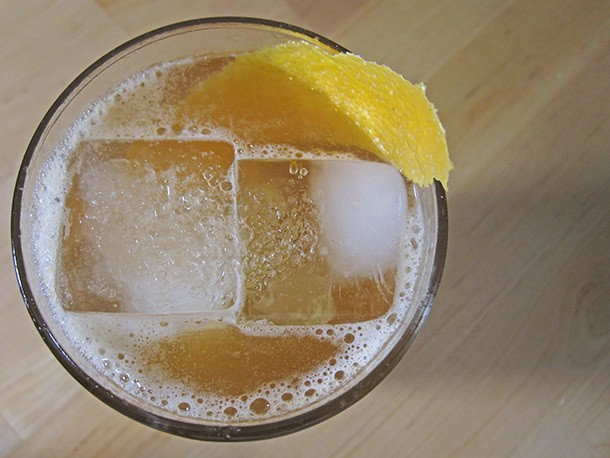 How to Make The Kirkland Tap & Trotter's Storm Cloud Cocktail at Home