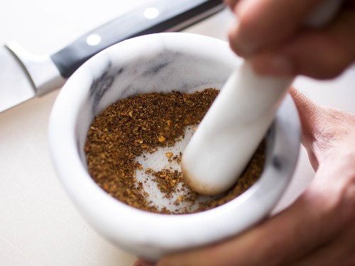 Wake Up Your Burgers With Sichuan Peppercorns