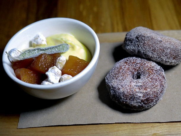 Get These Pumpkin Doughnuts From The Dutch While They're Hot