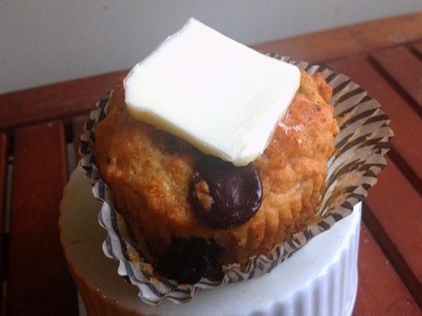 Chocolate Chip Whisky Muffins Recipe