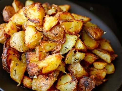 The Food Lab: Ultra-Crispy Roast Potatoes