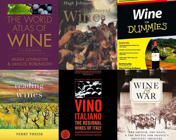 Ask a Sommelier: Which Wine Books Do You Love?