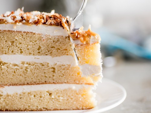 How to Make the Ultimate Coconut Layer Cake