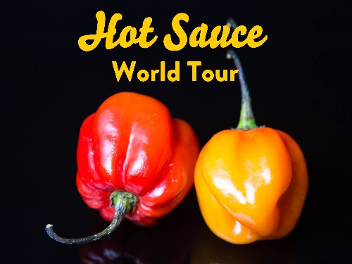 Around the World in Hot Sauce: An Illustrated Tour of 18 Varieties