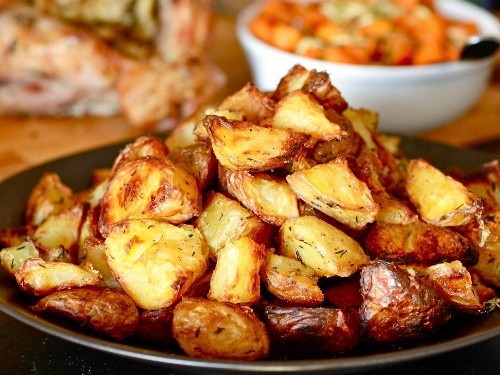 Ultra-Crispy Roast Potatoes Recipe