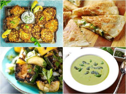 23 Zucchini Recipes to Celebrate Summer