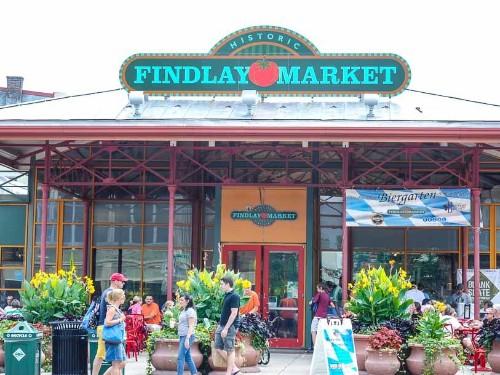 Market Scene: Findlay Market in Cincinnati, OH
