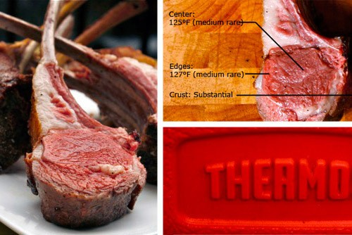 The Food Lab: Foolproofing the Perfect Rack of Lamb