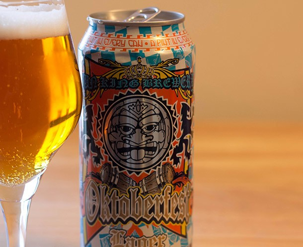 5 American-Made Oktoberfest Beers to Drink This Fall