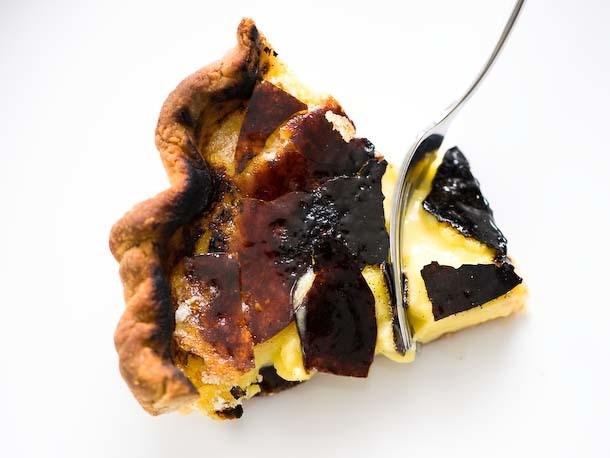 Crème Brûlée Pie Recipe