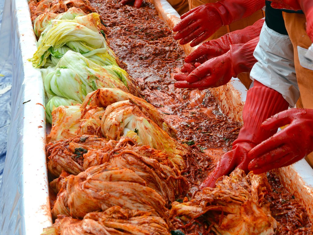 Kimjang, the Communal Act of Kimchi Making, Gains New Meaning This Year