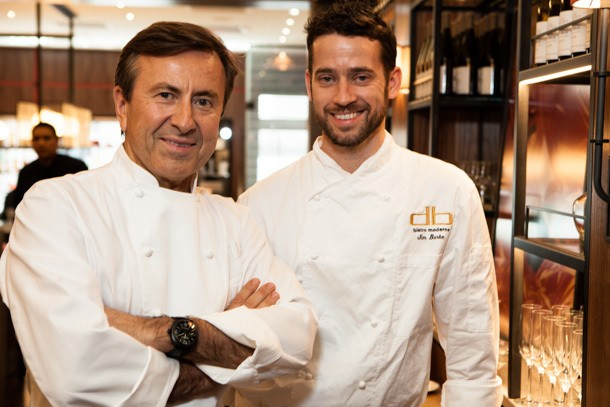 Chefs Daniel Boulud and Jim Burke on Remaking the French Classics