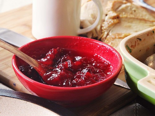 The World's Easiest Cranberry Sauce Recipe
