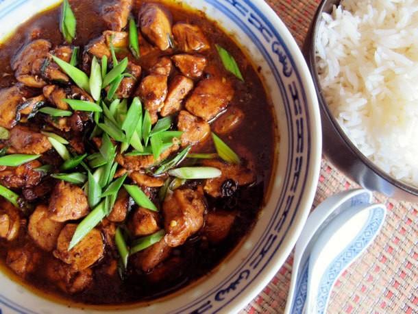 Mapo Chicken Recipe