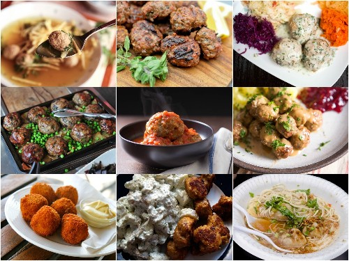 Planet Meatball: 20 Meatball Varieties Around the World