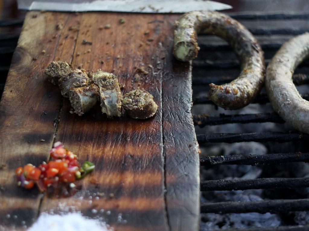 The Joy of Eating Mutura, Nairobi's Blood Sausage of Ill Repute